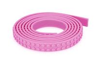 Mayka: Small Construction Tape - Pink 1M)