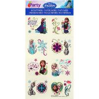 Frozen Tattoos (Pack of 16)