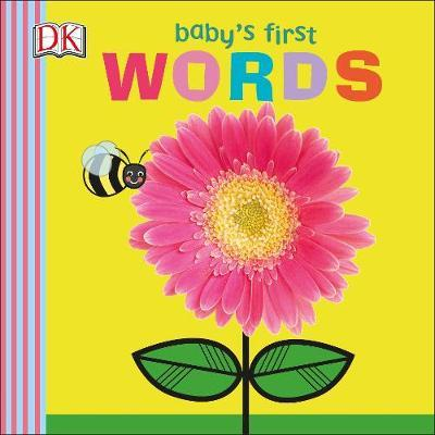 Baby's First Words by DK