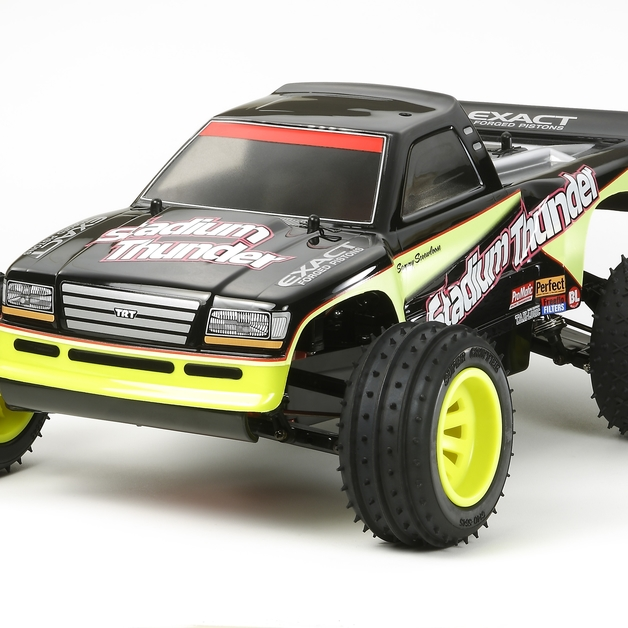 Tamiya: 1/10 Stadium Thunder R/C Model Kit