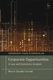 Corporate Opportunities by Marco Claudio Corradi