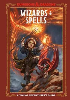 Wizards and Spells (Dungeons and Dragons) by Dungeons and Dragons