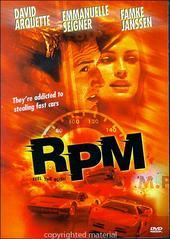R.P.M. on DVD
