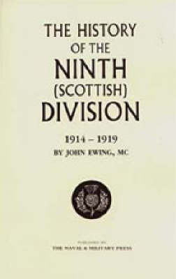 History of the 9th (Scottish) Division by John Ewing image