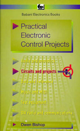 Practical Electronic Control Projects by O.N. Bishop image