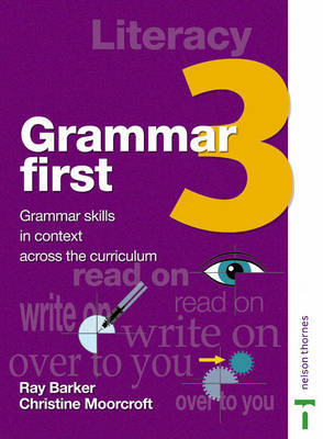 Grammar First: Student Book 3 by Ray Barker image