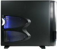 Thermaltake Eureka tower case black w/430W PSU