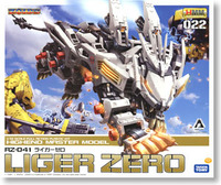 Zoids Highend Master Model RZ-041 Liger Zero 1:72 Model Kit