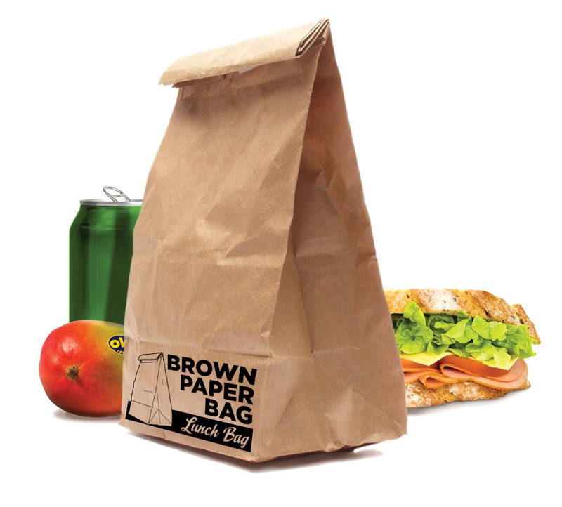 Brown Paper Bag Lunch Bag image