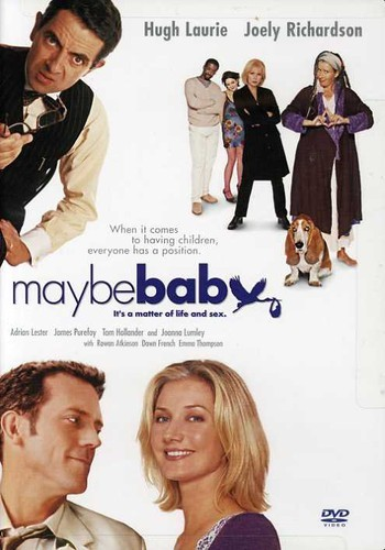 Maybe Baby on DVD image