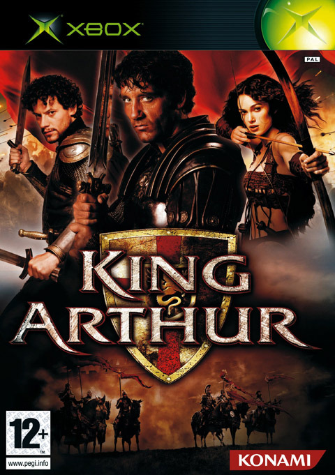 King Arthur for Xbox