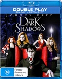 Dark Shadows Blu-ray/Digital Copy on Blu-ray