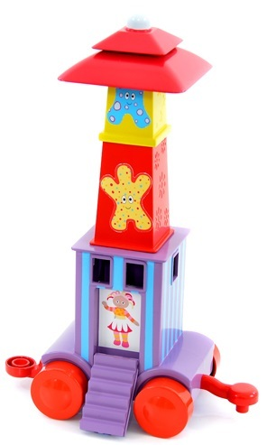 In the Night Garden: Stacking Blocks Carriage image