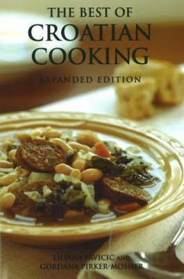 The Best of Croatian Cooking by Liliana Pavicic image