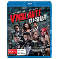 Vigilante Diaries on Blu-ray
