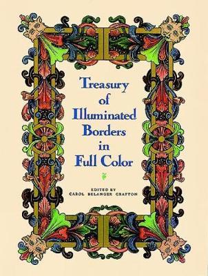 Treasury of Illuminated Borders in Full Colour