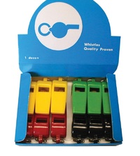 Plastic Whistle - Assorted Colours