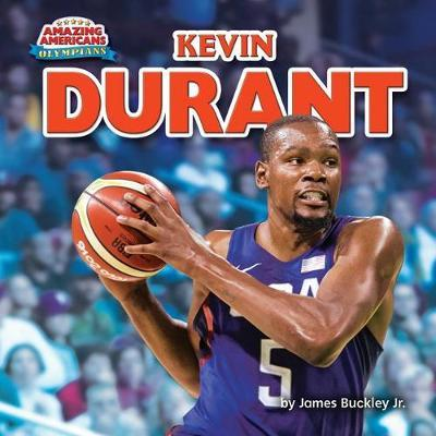 Kevin Durant by James Buckley