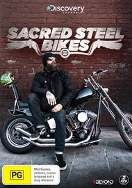 Sacred Steel Bikes on DVD