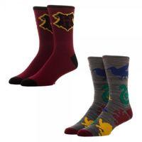 Harry Potter - Crew Sock Set (2-Pack)
