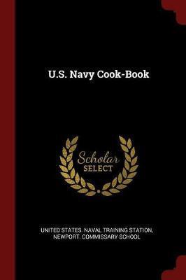 U.S. Navy Cook-Book image