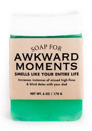 Whiskey River Co: Soap for Awkward Moments