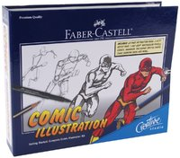 Faber-Castell: Comic Illustration Starter Set image