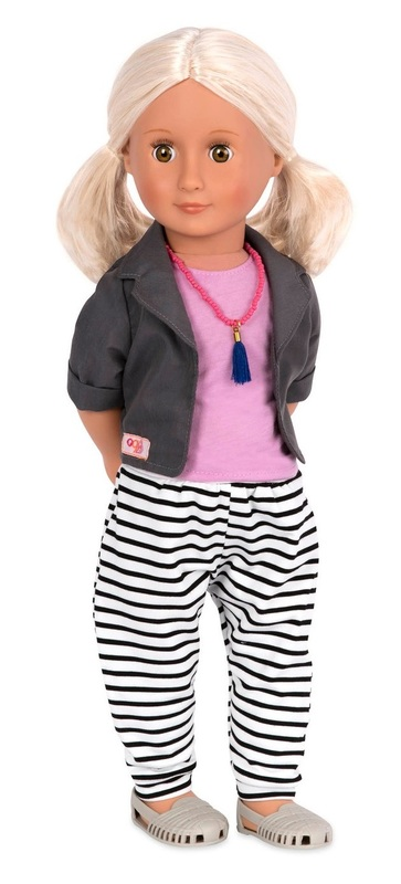 "Our Generation: 18"" Regular Doll - Jesse"