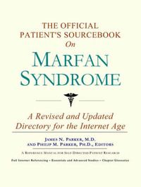 The Official Patient's Sourcebook on Marfan Syndrome image
