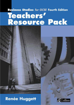 Business Studies for GCSE: Teachers' Resource Pack to Accompany 4r.e. by Renee Huggett image
