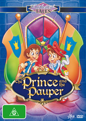 The Enchanted Tales - Vol. 7: Prince & The Pauper on DVD