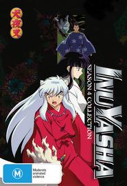 Inuyasha Season 4 Collection on DVD image