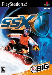 SSX for PS2