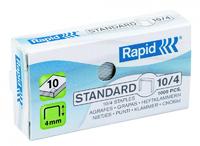 Rapid No.10 Staples 1000pcs