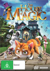The House of Magic on DVD