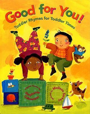 Good for You Toddler by Stephanie Calmenson
