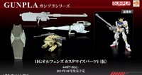 1/144 HG MS Option Set 1 & CGS Mobile Worker Model Kit image
