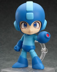 Nendoroid Megaman (Rock Man) - Articulated Figure