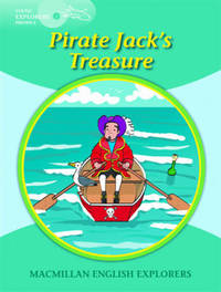 Young Explorers Level 2 Pirate Jack and the Treasure by Gill Munton