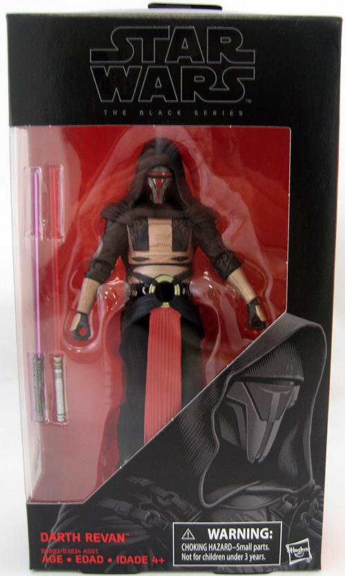 "Star Wars The Black Series: 6"" Darth Revan image"