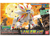 Pokemon Pokepura #39 Select Series Solgaleo -Model Kit