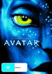 Avatar on DVD