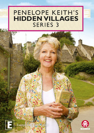 Penelope Keith's Hidden Villages - Series 3 on DVD
