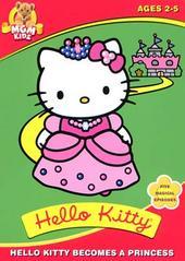 Hello Kitty - Becomes A Princess on DVD