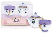Mrs Potts & Chip Lip Balm Duo