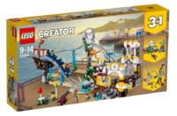 LEGO Creator - Pirate Roller Coaster (31084)