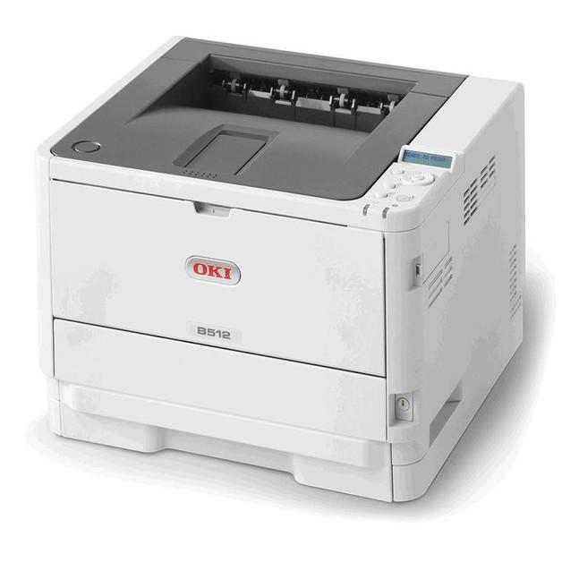 OKI B512DN A4 45ppm Mono LED Printer