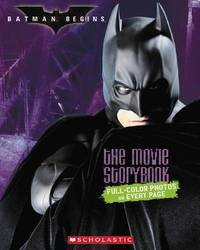 Batman Begins: The Movie Storybook by Ben Harper image
