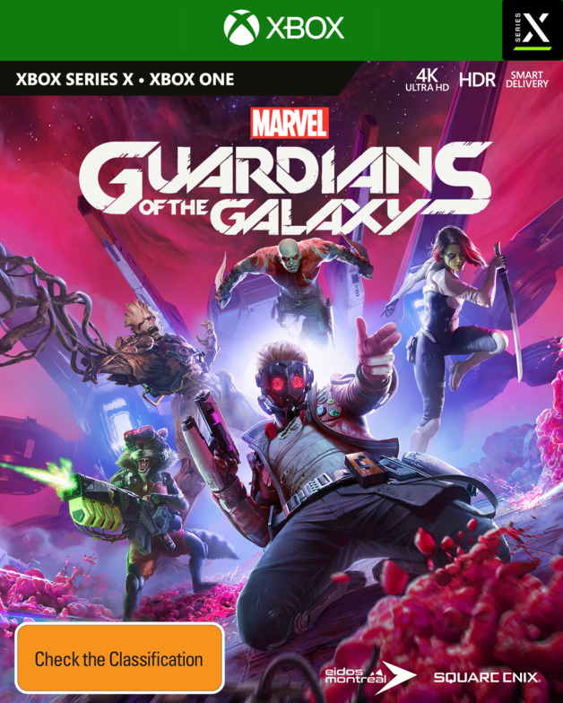 Marvel's Guardians of the Galaxy for Xbox Series X, Xbox One