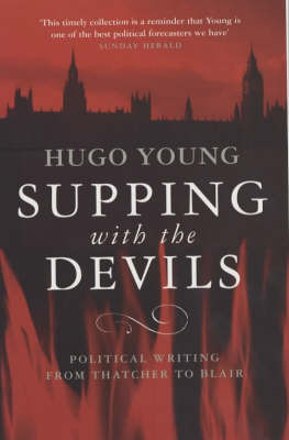 Supping With The Devils by Hugo Young image